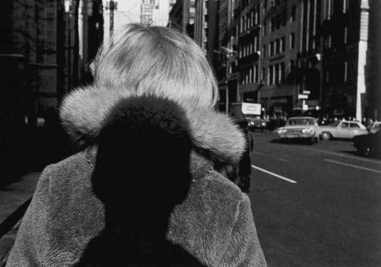 Lee Friedlander, New York City 1965 (sfmoma.org) - Street Photography