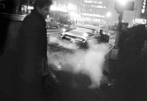 Garry Winogrand - New York, 1960 - Street Photography